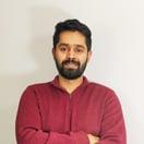 Bhushan Pai Headshot