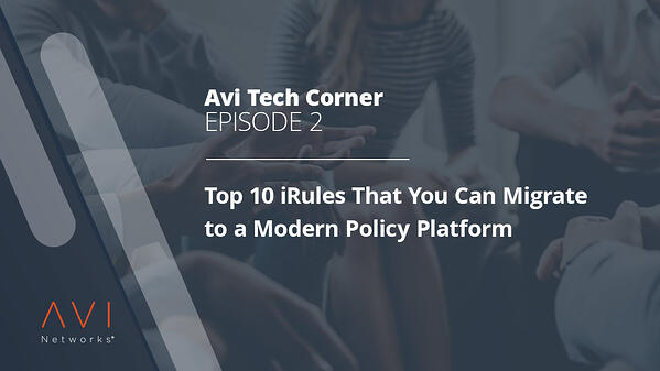 Migrating to a modern policy platform webinar