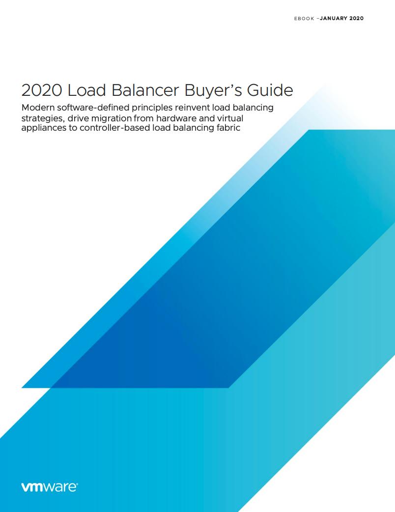 2020-load-balancers-guide
